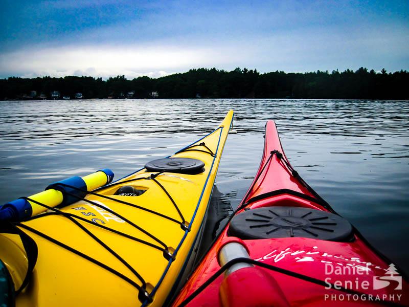 Kayaks Together