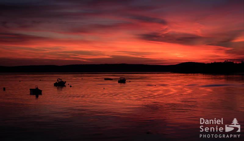 Sunset Fire 1