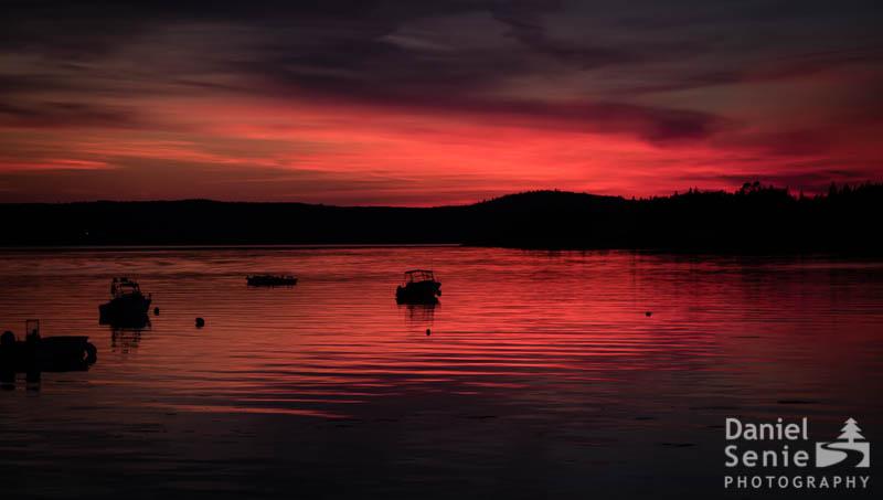Sunset Fire 2